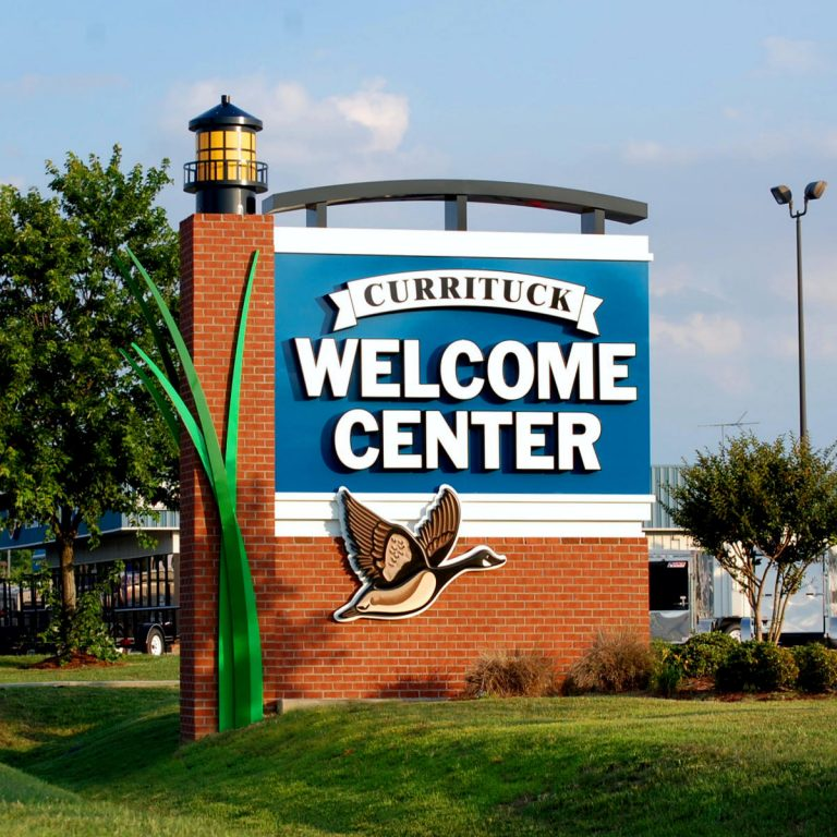 Currituck Welcome Center