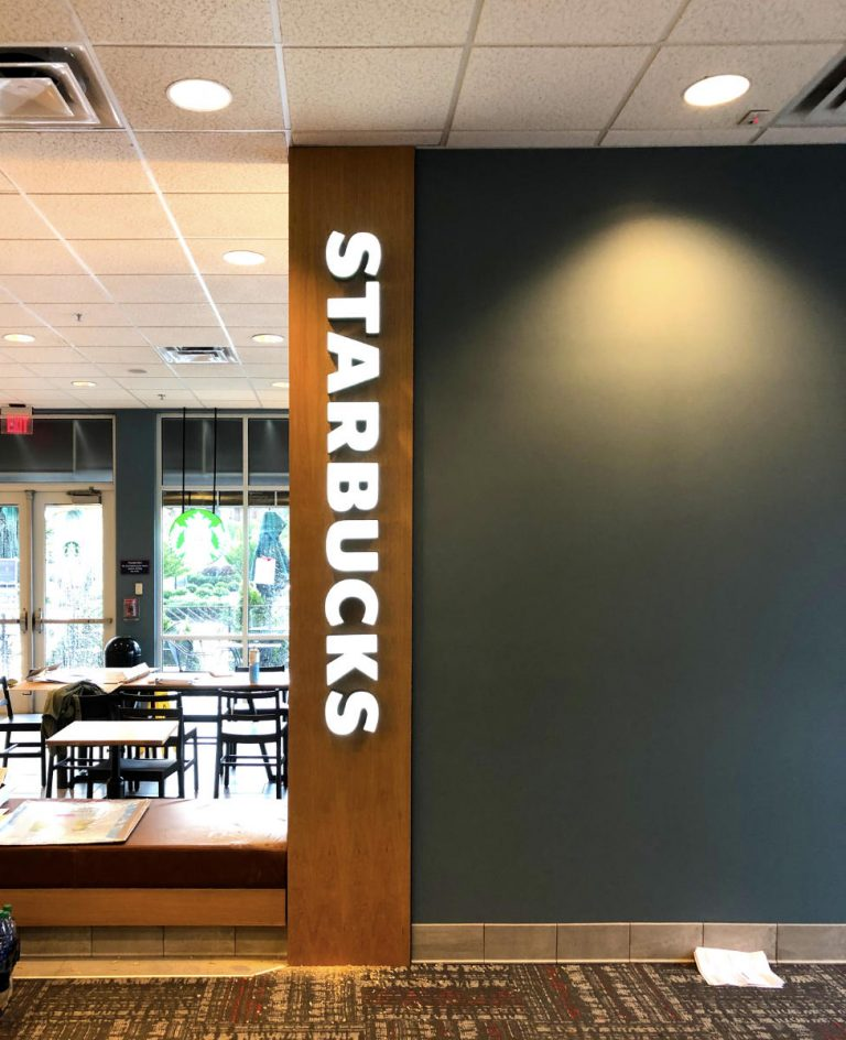 Liberty University Starbucks