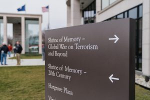 War Memorial Wayfinding