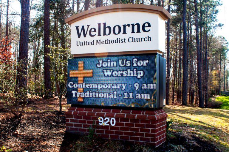 Welborne United Methodist Church