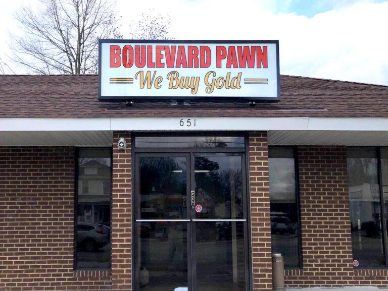 Boulevard Pawn