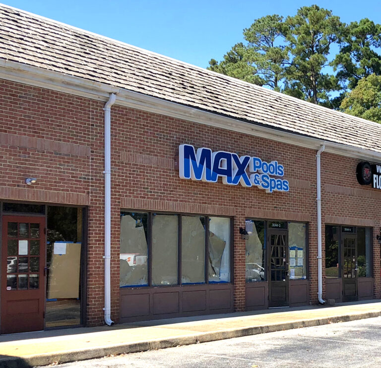 Max Pools & Spa