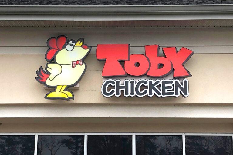 Toby Chicken